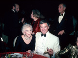 Actress Mary Martin and Son, Actor Larry Hagman