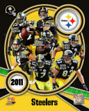 Pittsburgh Steelers 2011 Team Composite