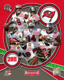 Tampa Bay Buccaneers 2011 Team Composite
