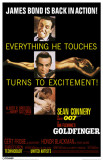 James Bond - Goldfinger Excitement