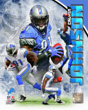 Calvin Johnson 2011 Portrait Plus
