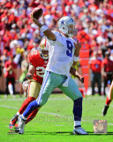 Tony Romo 2011 Action