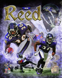 Ed Reed 2011 Portrait Plus
