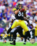 Hines Ward 2011 Action