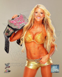 Kelly 2011 with Championship Belt