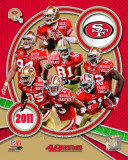 San Francisco 49ers 2011 Team Composite