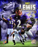 Ray Lewis 2011 Portrait Plus