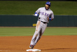 2011 World Series Game 6 - Texas Rangers v St Louis Cardinals, St Louis, MO - Oct. 27: Elvis Andrus