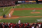2011 World Series G. 6 - Texas Rangers v St Louis Cardinals, St Louis, MO - Oct. 27: Lance Berkman