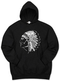 Hoodie: Native American Indian