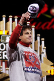 Cardinals Manager Tony La Russa Retires, St Louis, MO - October 28: Tony La Russa