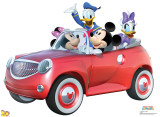 Mickey Car Ride