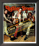 Dave Matthews Band, Rolling Stone no. 864, March 2001