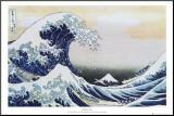 The Great Wave at Kanagawa , c.1829
