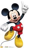 Mickey Dance Cardboard Cutouts
