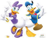 Donald & Daisy Dancing
