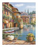 Buy Cafe At The Canal at AllPosters.com