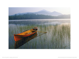 Guide Boat, Lake Placid, Adirondack State Park, New York
