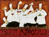 Buon Appetito Art Print