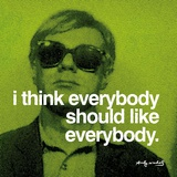 Everybody Art Print
