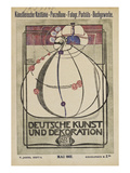 Cover of 'Deutsche Kunst Und Dekoration'