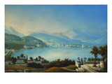 Buy A View of Lake Como at AllPosters.com
