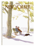 The New Yorker Cover - March 23, 1981 Gicl�e-Druck