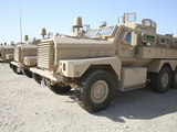Cougar HEV Mine Resistant Ambush Protected Vehicles