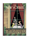 The New Yorker Cover - May 10, 1999 Gicl�e-Druck