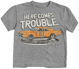 Toddler: The Dukes Of Hazzard - Here Comes Trouble