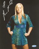 Michelle McCool - WWE Pose Autographed Photo (Hand Signed Collectable)