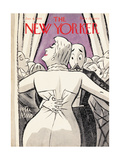 The New Yorker Cover - January 6, 1940 Gicl�e-Druck