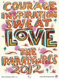 2012 Paralympic - Bob and Roberta Smith - Love 2012