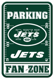 New York Jets Parking Sign