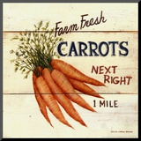 Farm Fresh Carrots