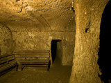 Saratly, in the Underground City Built and Used by the Early Hittites