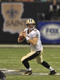 Lions Saints Football: New Orleans, LA - Drew Brees