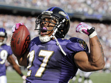 Bengals Ravens Football: Baltimore, MD - Ray Rice