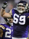Bears Vikings Football: Minneapolis, MN - Jared Allen