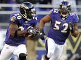 Eagles Ravens Football: Baltimore, MARYLAND - Ed Reed