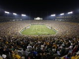 Green Bay Packers--Lambeau Field: Green Bay, WISCONSIN - Lambeau Field