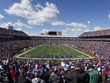 Buffalo Bills--Ralph Wilson Stadium: Orchard Park, NEW YORK - Ralph Wilson Stadium