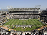 NFL Concept Shots and Isolated: ,  - The Oakland Colliseum