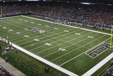 Packers Rams Football: St. Louis, MO - Edward Jones Dome Panorama