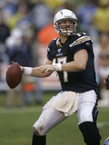 Titans Chargers Football: San Diego, CALIFORNIA - Phillip Rivers