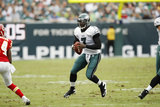 Chiefs Eagles Football: Philadelphia, PA - Michael Vick