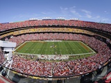 Rams Redskins Football: Landover, MD - FedEx Field
