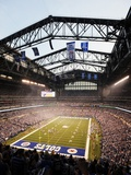 Colts New Stadium Football: Indianapolis, INDIANA - Lucas Oil Stadium