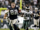 Cowboys Eagles Football: Philadelphia, PENNSYLVANIA - Jason Witten