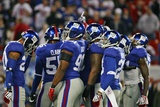 Cardinals Giants Football: East Rutherford, NJ - Giants Defense